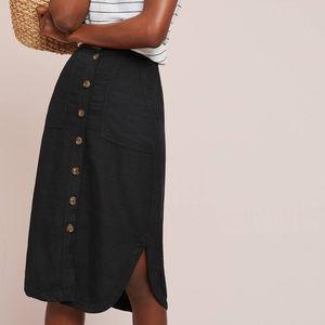 Raleigh Buttondown Skirt